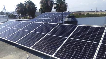 Proyecto de Paneles Solares de GISLI